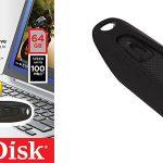 Pendrive Sandisk SDCZ48-64GB-U46 64 GB