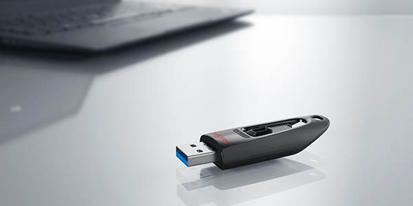 Memoria USB Sandisk Ultra barata