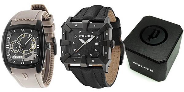 police relojes estilos variados precios brutales