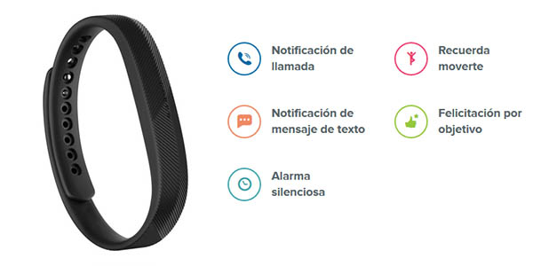 Smartband Fitbit Flex 2