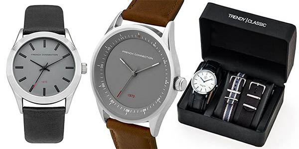 relojes hombre relacion calidad precio brutal