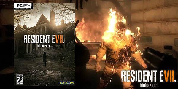 Resident Evil 7 Biohazard para Steam