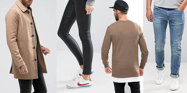 seleccion ropa asos rebajada diciembre 2016