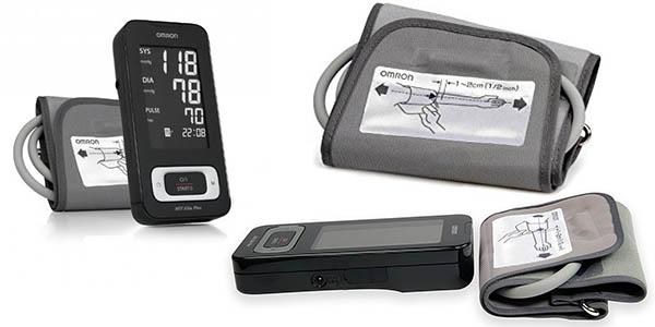 tensiometro control presion arterial omron mit elite plus relación calidad-precio brutal