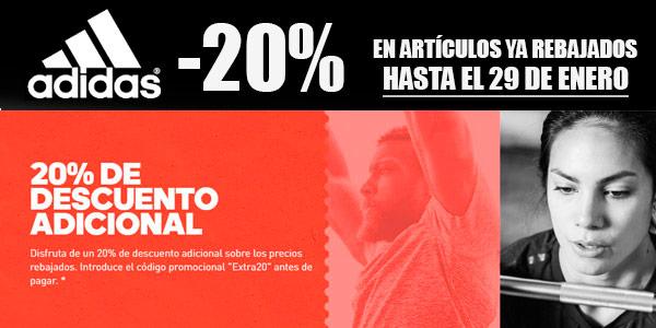 Asimilar marxista azufre  ATENCIÓN: Hasta -70% de descuento acumulado en Adidas aplicando cupón  descuento sobre las rebajas anteriores ¡CORRE QUE VUELAN!