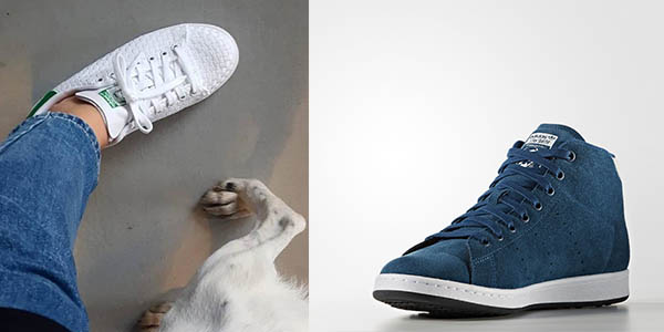 Adidas Stan Smith bambas para mujer y hombre rebajadas
