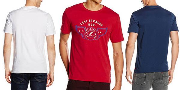 camisetas levi's varios modelos precio brutal