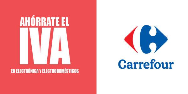 Nuevo Día Sin Iva En Carrefour Marzo 2021