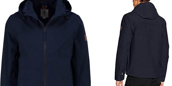 chaqueta ligera impermeable Timberland Mount Clay hombre relación calidad precio brutal