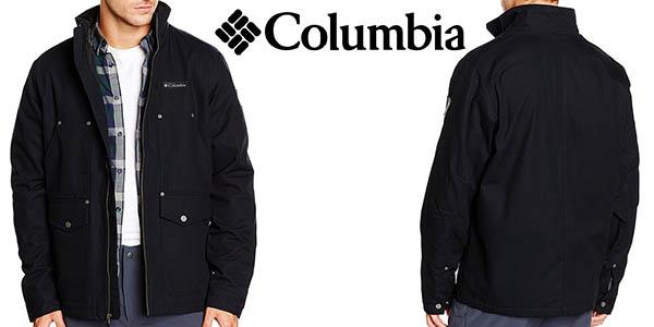 Hombre Columbia Loma Vista Chaqueta