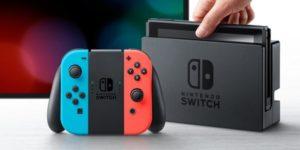 Comprar Nintendo Switch barata