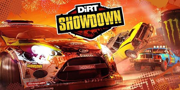 DiRT Showdown gratis para Steam