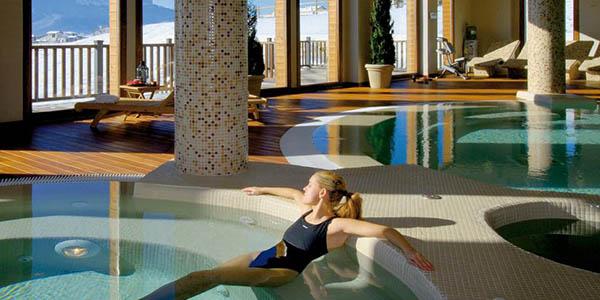escapada romantica con spa pirineo aragones hotel 4 estrellas