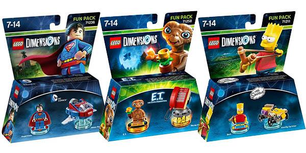 Fun Packs LEGO Dimensions