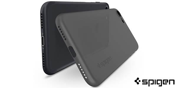 Funda Premium Spigen Air Skin para iPhone 7