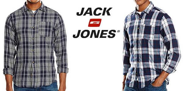 jack jones jorchistopher shirt camisa hombre barata