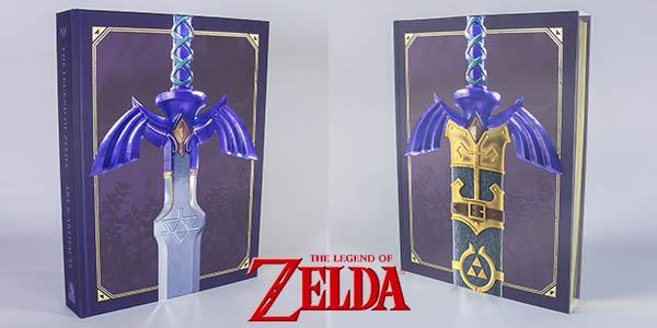 The Legend of Zelda Art and Artifacts Limited Edition