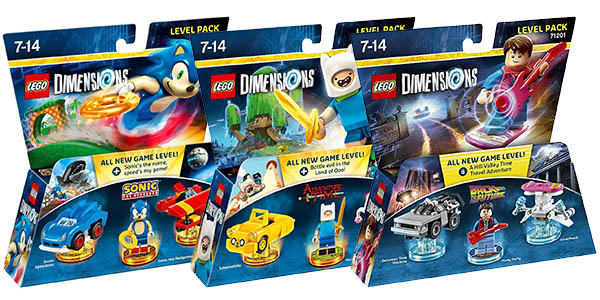 Level Pack LEGO Dimensions