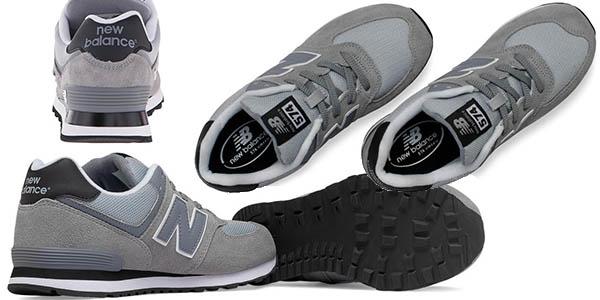 new balance 574 zapatillas estilo casual precio brutal