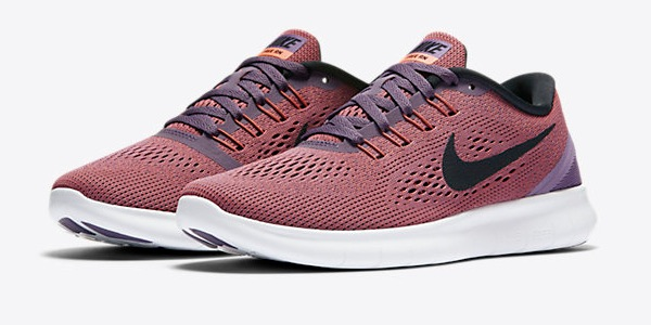 Nike Free RN mujer morado