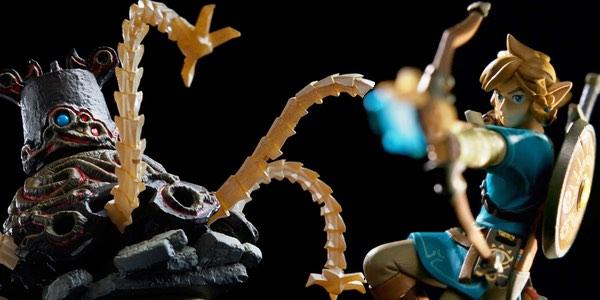 amiibos Zelda Breath of the Wild baratos