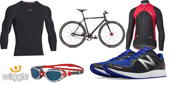 Ofertas en ropa, zapatillas y complementos deportivos