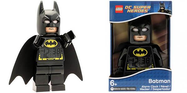 Despertador Batman LEGO barato