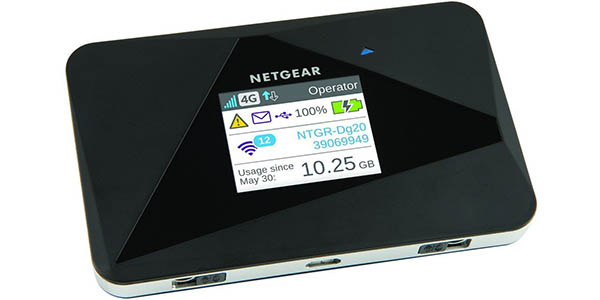 Router móvil Netgear AC785-100EUS