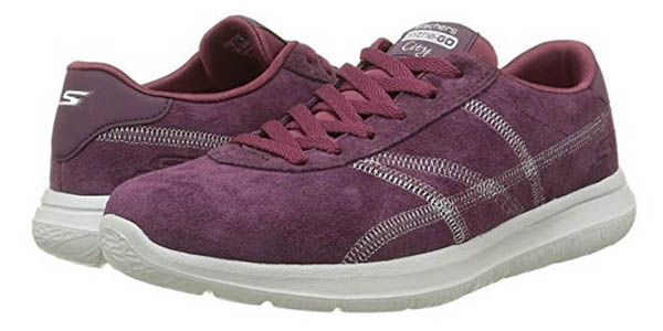 calzado comodo vestir a diario skechers on the go city posh