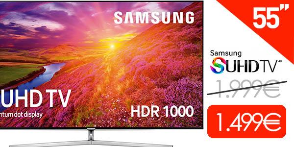 Smart TV Samsung UE55KS8000 4K HDR