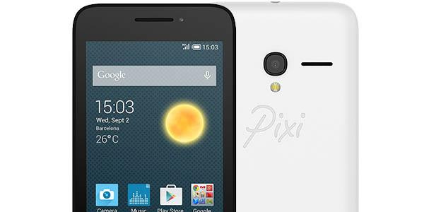 Smartphone Alcatel Onetouch Pixi 3