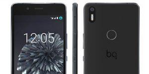 Smartphone Aquaris X5 Plus