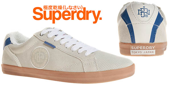 superdry carnage chalk zapatillas casual hombre baratas