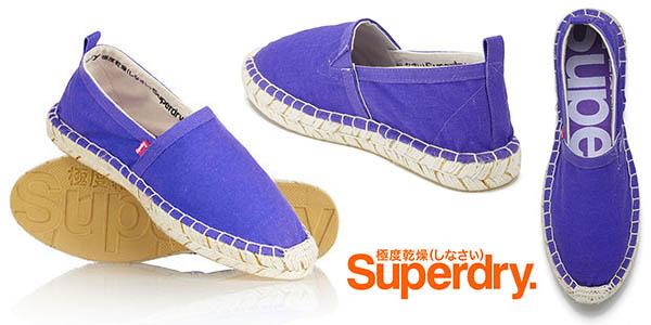superdry fluro purple alpargatas mujer baratas