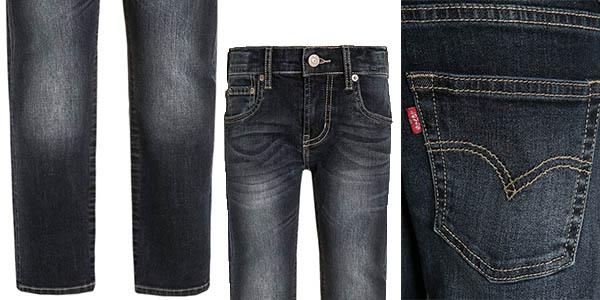 tejanos levi's classics 510 skinny fit