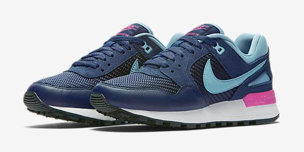 práctico Campanilla densidad  Chollazo zapatillas Nike Air Pegasus 89 para mujer por sólo 53,19€ con  envío gratis