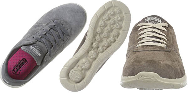 zapatillas plantilla confortable skechers on the go city posh precio brutal