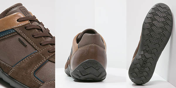 zapatos comodos geox pavel relacion calidad-precio brutal