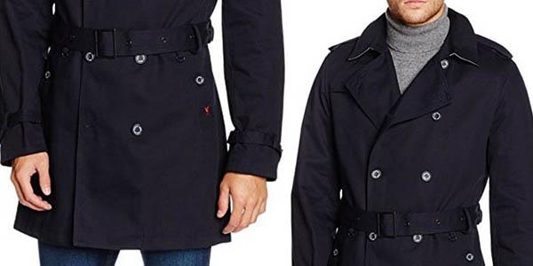 abrigo elegante hombre Härvist Oxford relación calidad-precio espectacular