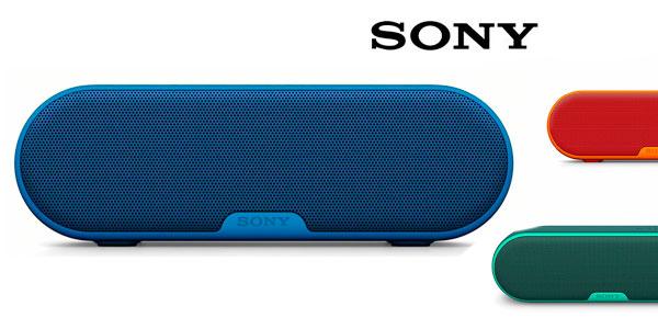 Altavoz Bluettoth Sony SRS XB2 Bluetooth barato en Amazon