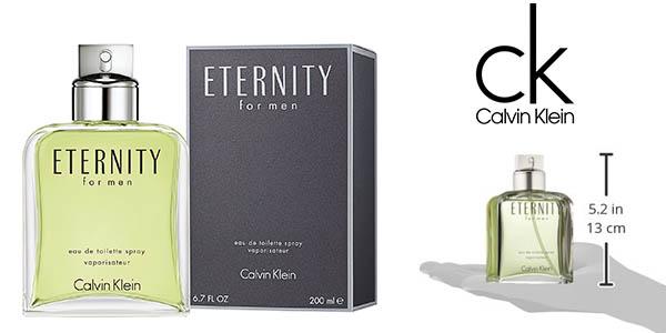 Calvin Klein Eternity Men 200 ml vaporizador oferta