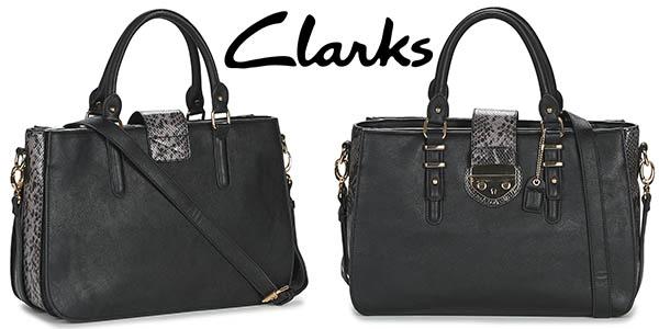 Clarks Miss Chantal bolso elegante barato