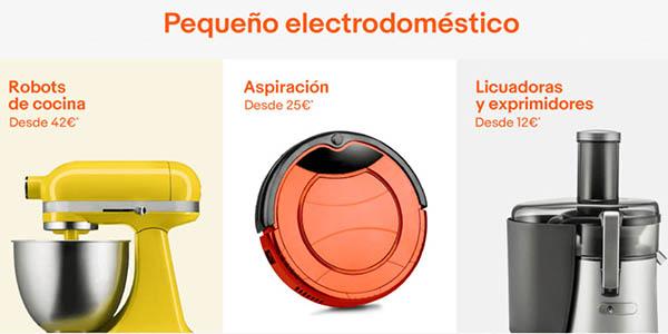 descuentos hogar muebles electrodomésticos bricolaje promoción ebay