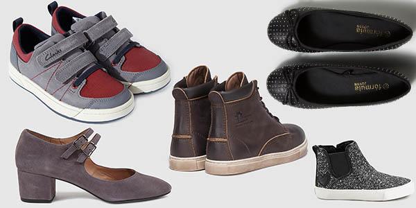descuentos zapatos grandes marcas El Corte Inglés