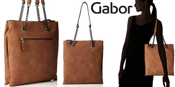 Gabor Nora Shopper bolso mujer barato