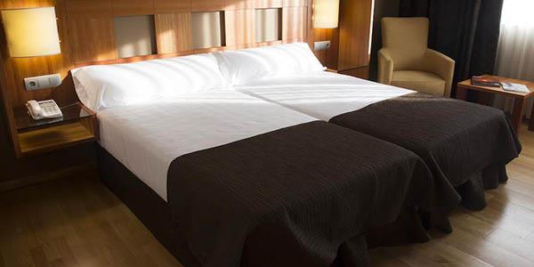 hotel desayuno cena y spa para 2 personas barato