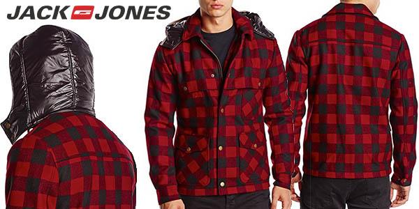 Jack & Jones Chuck Wool chaqueta hombre barata