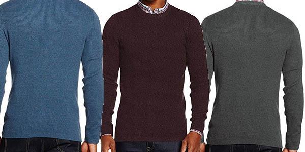 jersey ajustado hombre largo New Look Skinny Rib relación calidad-precio brutal
