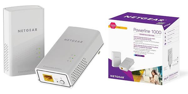 Kit PLC Netgear PL1000-100PES Gigabit