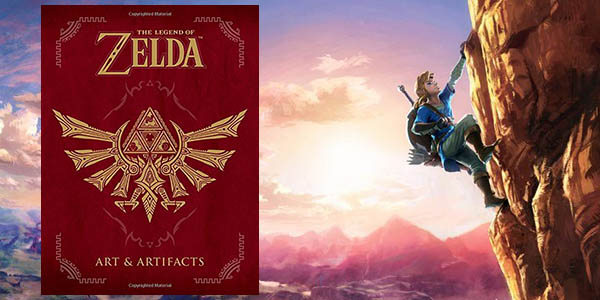 The Legend of Zelda Art & Artifacts